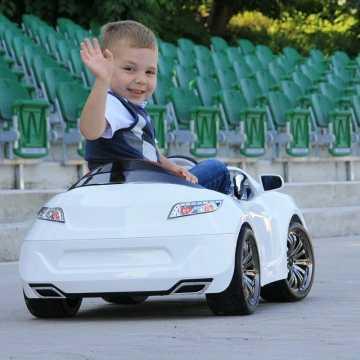 Jaki wybrać samochód na akumulator dla dziecka?
