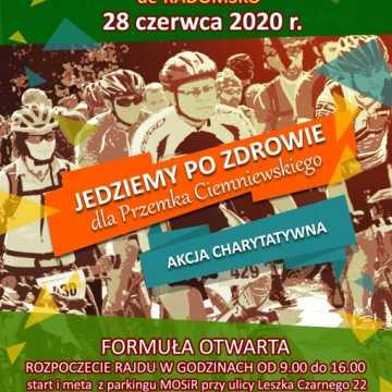"""""""Tour de Radomsko"""" dla Przemka Ciemniewskiego"""