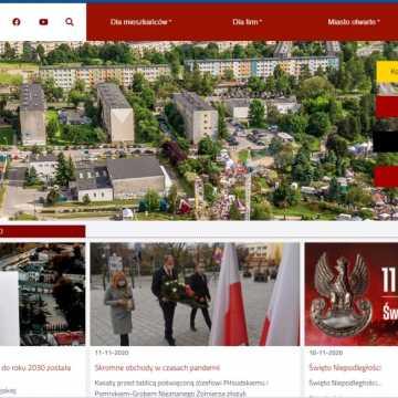 Strona Urzędu Miasta w Radomsku w nowej odsłonie