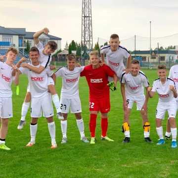 Zwycięstwo Sportingu Radomsko na inaugurację ligi wojewódzkiej
