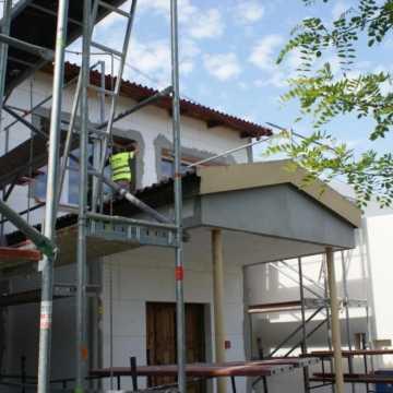 Trwa termomodernizacja szkoły w Gidlach