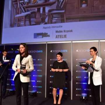 Meble Krysiak laureatem konkursu Meble Plus – Produkt 2017