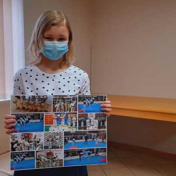 Marta Łysik doceniona przez władze gminy Ładzice