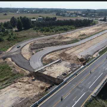 Budowa A1: Zamknięcie drogi Radomsko – Malutkie – Dobryszyce