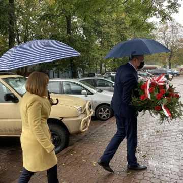 Władze Radomska upamiętniły 78. rocznicę likwidacji getta