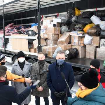 Piotrków Tryb.: pomoc dla Petrinji