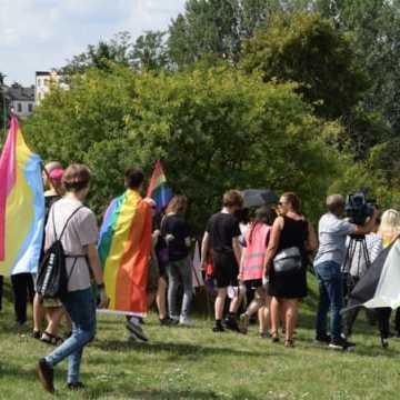 Przez Radomsko przeszedł I Marsz Równości