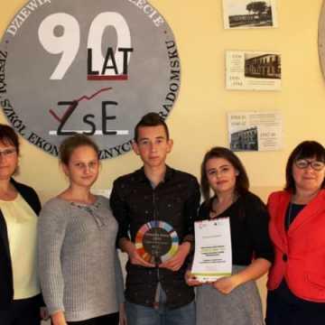 ZSE laureatem Ogólnopolskiego Konkursu na Najaktywniejszą Szkołę