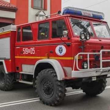 Nowy wóz strażacki dla OSP Sucha Wieś