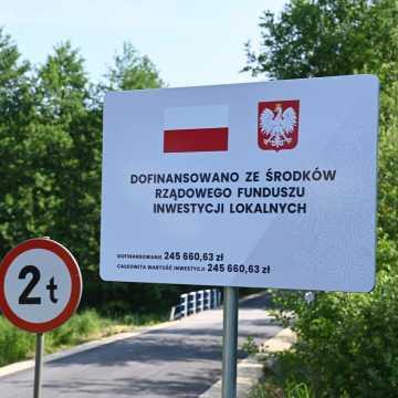 Wojewoda Łódzki wręczył w Radomsku umowy na dofinansowanie inwestycji drogowych