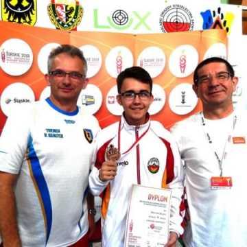 Sukces radomszczanina na Ogólnopolskiej Olimpiadzie Młodzieży we Wrocławiu