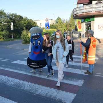 Bezpieczna droga do szkoły, tym razem w PSP7