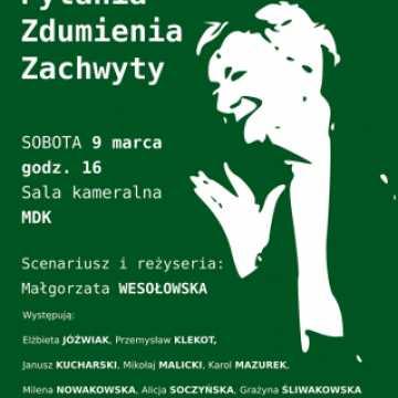 Wieczór z poezją Szymborskiej