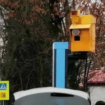 Fotoradar na ul. Narutowicza w Radomsku już działa!
