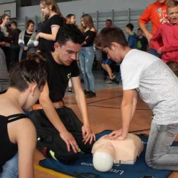 Uczyli jak ratować życie