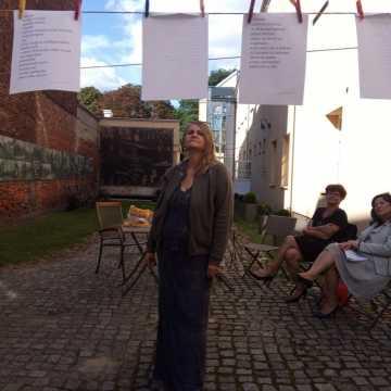 Pierwsze wietrzenie poezji i prozy w Radomsku