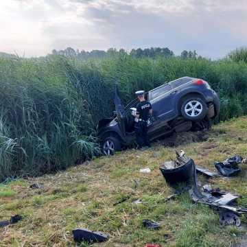 10 osób rannych po wypadku w Wygodzie. Sprawczyni pijana – miała 4 promile alkoholu!