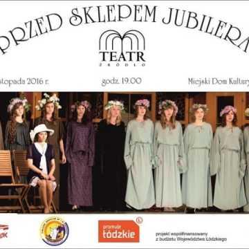 Teatr Źródło zaprasza na spektakl Przed Sklepem Jubilera