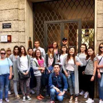 Z Erasmusa do Włoch