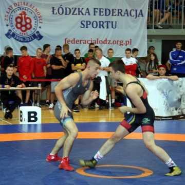 Filip Loch drugi na Ogólnopolskiej Olimpiadzie Młodzieży w Pabianicach