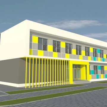 Tak będzie wyglądać nowe przedszkole w Gomunicach