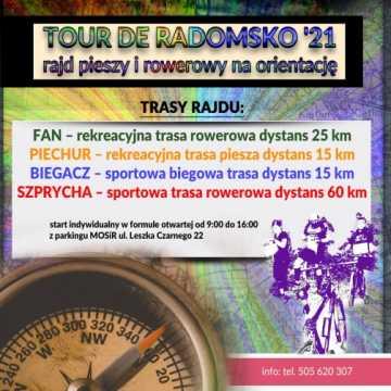 Przed nami Tour de Radomsko