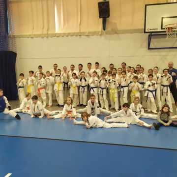 "Sparing karateków ""Randori day"" w Radomsku"