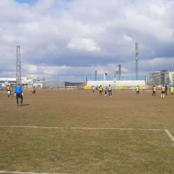 Piłkarze RKS Radomsko trenowali przy Brzeźnickiej