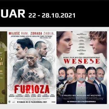 Kino MDK w Radomsku zaprasza. Repertuar od 22 do 28 października