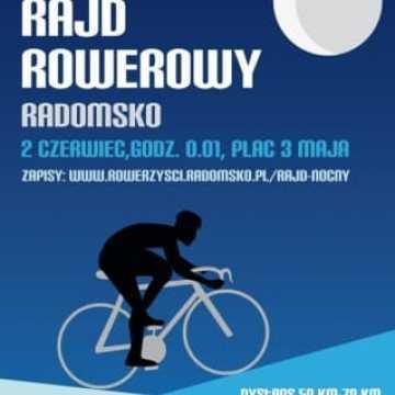 Nocny Rajd Rowerowy