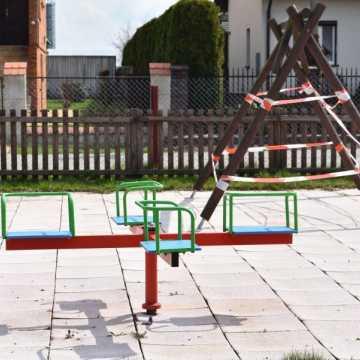 Gm. Kamieńsk: place zabaw zmienią oblicze