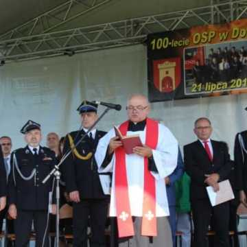 100 lat OSP Dobryszyce