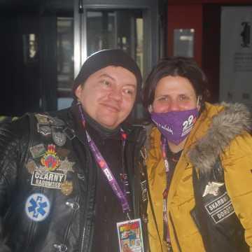 WOŚP 2021 w Radomsku. Wolotariusze kwestują na ulicach