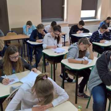 Międzyszkolny Konkurs Języka Angielskiego w Strzelcach Małych