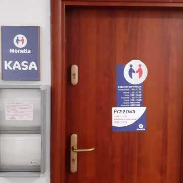 Kasa w UM w Radomsku dostępna dla mieszkańców