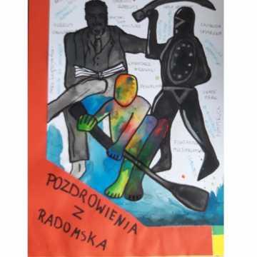 """Konkurs na pocztówkę """"Pozdrowienia z Radomska"""" rozstrzygnięty"""