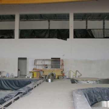 Radni wizytowali budowę nowego basenu w Radomsku