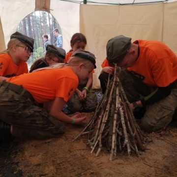 Święto Chorągwi Łódzkiej: Patrole harcerskie na ulicach Radomska