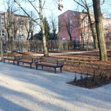 Będzie II etap rewaloryzacji parku Świętojańskiego